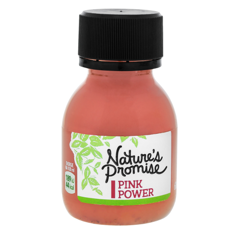 <b>Nature's Promise</b> Shot Pink power